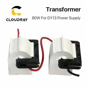 High Voltage Flyback Transformer For 80w 100w Co2 Laser Power Supply Model A