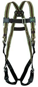 Miller Duraflex Tower Climbing Stretchable Harness With Front D ring E650fd ugn