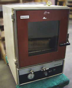 Gca Precision Scientific 29 Laboratory Vacuum Oven 31566 26