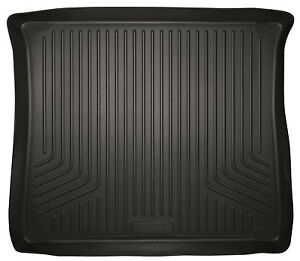 Black Husky Liners Weatherbeater Cargo Liner Fits 2011 2018 Jeep Grand Cherokee