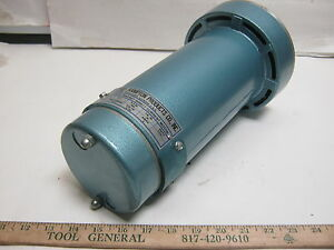 Hampton Permanent Magnet Dc Motor 1 Hp 1800 Rpm 03211