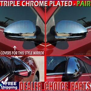 2011 2012 2013 2014 2015 Chevy Cruze 2016 Cruze Limited Chrome Mirror Covers