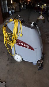 Cfr Altra 400 Sp Self Contained Carpet Extractor Vacuum Cleaner Cleaning