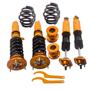 Br Coilovers For 1999 2005 Bmw E46 328 325 330 Dampers Springs Lowering Kit