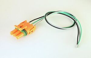 2 3 Bar Map Sensor Connector Pigtail Gm 1982 2003 Supercharged And Boost Turbo
