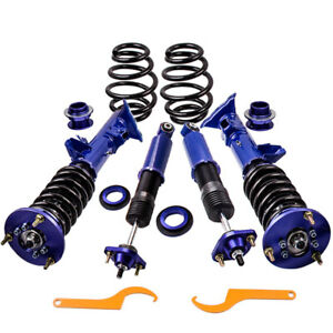New Coil Spring Sturts Coilovers Set For Bmw 3 Series E36 M3 323 325 328 Struts
