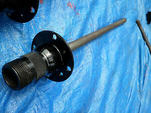 Mg Mgb Wire Nice Wheel Axle Shaft 1968 80 Threads