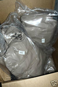 New Tychem 125285xl Protective Coverall W Hood X large