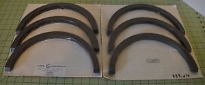 White Superior Natural Gas Compressor Piston Rings 11 5 939 646 Set Of 2