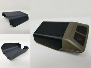 Cover 88 91 Honda Crx Ef Civic Rear View Mirrorseatbelt Warning Trim 3d