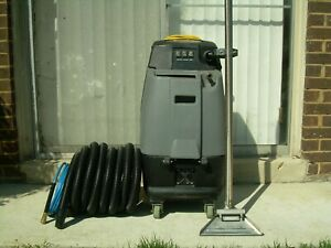Rotovac Cfx Duel 2 stage Carpet Cleaning Equipment Extractor Machine