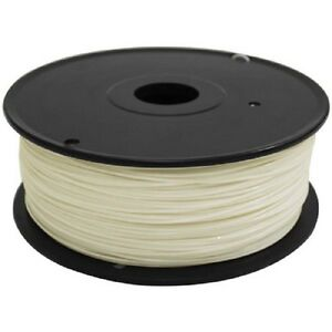 New 3d Stuffmaker Pla 3d Printer Basic Filament 1 75mm 1 Kg Ivory