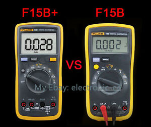 New fluke 15b F15b Digital Multimeter Meter Usa Seller