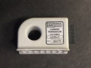 American Aerospace Controls 1070 5 Ac Current rms Transducer