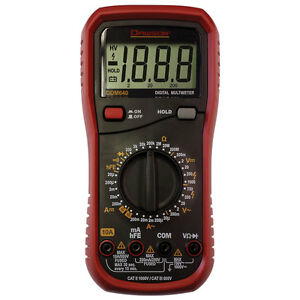 2000 count Professional Digital Multimeter