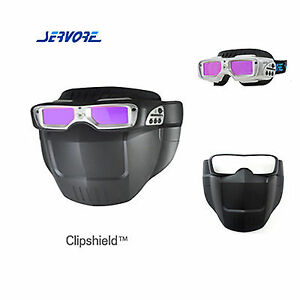 Servore Arc Shiled Mask Auto Shade Welding Goggles Arc 513