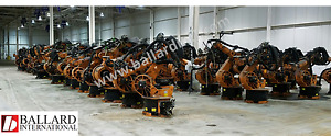 75 Kuka Kr150 200 350 Robot Systems Complete With Krc1 Krc2 Controllers