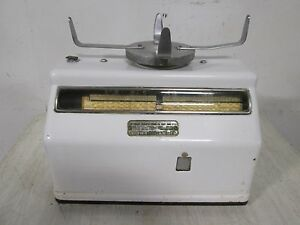 dayton Hobart H d Commercial Old Fashioned Grocery deli Counter top Scale