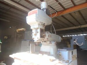 Bridgeport Cnc Milling Machine Series Ii Only Head