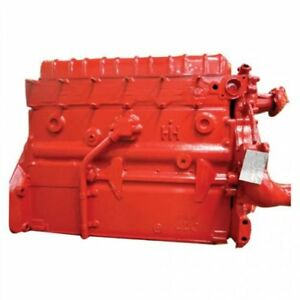 Remanufactured Engine Assembly Long Block 312 Ci International D312