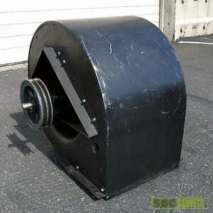 Industrial Inlet Centrifugal Fan Blower With Motor