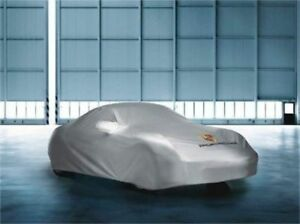 New Genuine Porsche 911 Turbo Oem Outdoor Car Cover 2009 2012 2nd Generation