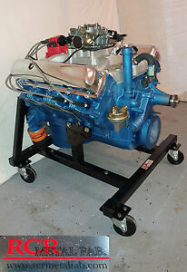 Engine Cradles Stand Heavy Duty Olsmobile Blocks 330 Thru 455 Ci V 8s