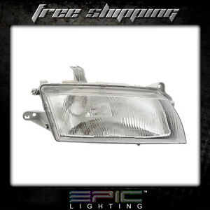 Fits 1997 98 Mazda Protege Headlight Headlamp Right Passenger Only