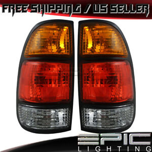 Regular Access Cab Tail Lights For 2000 2006 Toyota Tundra Left Right Pair