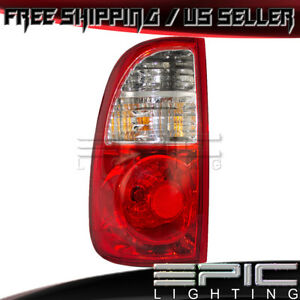 Access Regular Cab Tail Light For 2005 2006 Toyota Tundra Left Driver Lh