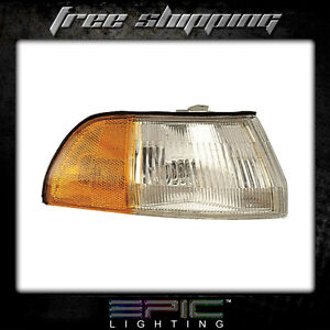 Fits 1990 93 Acura Integra Signal Light lamp Passenger Right Only