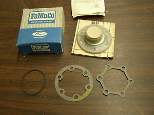 Nos Oem Ford 1963 1964 Ac Compressor Sealkit Galaxie Falcon Fairlane Thunderbird