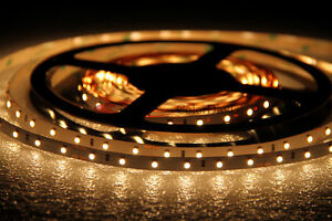 Led Ribbon Tape Lamp 5rolls 25meters 3200k 3528 12v 60leds M Led Strip Lights