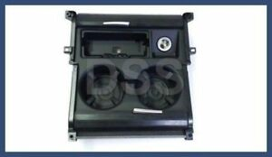 Genuine Bmw X5 X6 Front Console Cup Holder 07 14 Drink Tray Assembly 51166954943