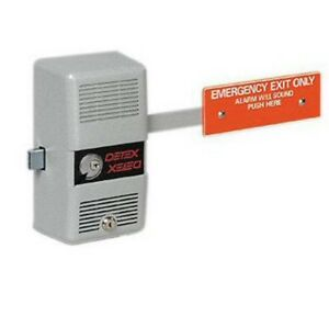 Detex Exit Control Lock Ecl 230d With Cylinder Included