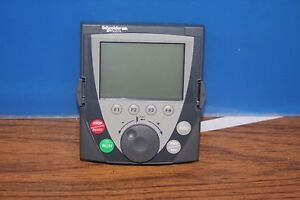 Schneider Electric Square Vw3a1101 Lcd Graphic Keypad