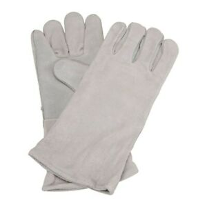 14 Welding Gloves Leather Cowhide Protect Welder Hands
