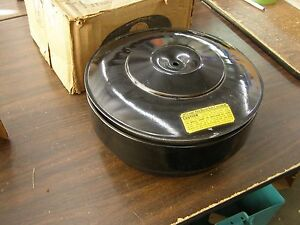 Nos Oem Ford 1951 1952 1953 Large Truck Oil Bath Air Cleaner 279 317 337ci