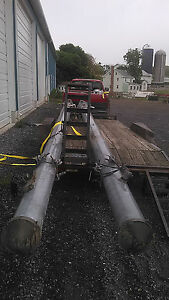 28 Galvanized Steel Structural Poles Sign Pole Signal Poles