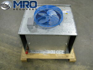 Zeks Air Cooled Aftercooler 1 Fan Motor 115 Volts 1 Phase new No Box
