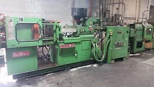 Vandorn 120 Ton Plastic Injection Molder