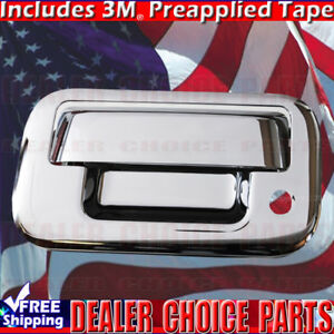 2007 08 09 2010 Ford Explorer Sport Trac Chrome Tailgate Handle Cover W key Hole