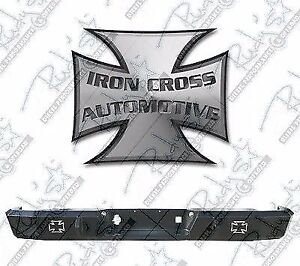 Iron Cross Full Size Hd Rear Bumper 14 15 Chevy Silverado Gmc Sierra 1500