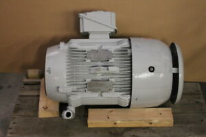Electric Motor Severe Duty 20hp 3560rpm 3ph 256tc Sd100 Siemens