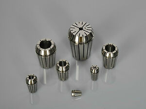 Er25 Spring Collet Chuck Collet Tool Bit Holder Select Diameter From 1mm To 16mm