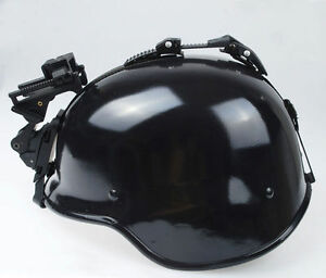 US Tactics Swat Airsoft M88 Helmet Metal Helmet Mount Base With Strap Assembly