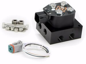 Accuair Vu2 2 Corner Solenoid Valve Unit Manifold For Air Bag Suspension System