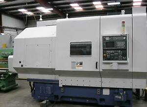Cnc Lathe Mori Seiki 1997 Sl 65mc Mill Center 35 Swing 35 Centers Fanuc Mf t6f