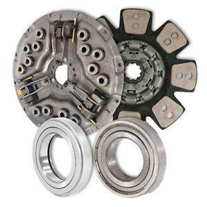 Clk101 New Clutch Kit Made To Fit Ford New Holland Nh Tractor Models Tw15 Tw20