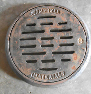 Campbell Hd Traffic Area 8 Floor Drain With Collar 161 a6